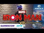 Gamescom2019 VR Showcase | Hands on with Iron Man VR on Playstation (PSVR)