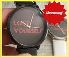 💥BTS Love Yourself Army Watch Box Giveaway - worth $69.99💥 {WW} (11/10/2018)