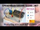 ESP8266 Publish/subscribe to Cloud | MQTT