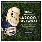Wilson A2000 First Base Mitt Giveaway! (Ends June 22, 2017) [US Only] <JustBallGloves.com>