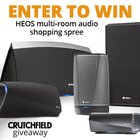 Win $2500 to Crutchfield towards HEOS Audio System {US} (10/13/2018)