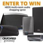 Win $2500 to Crutchfield towards HEOS Audio System {US} (10/13/2018)