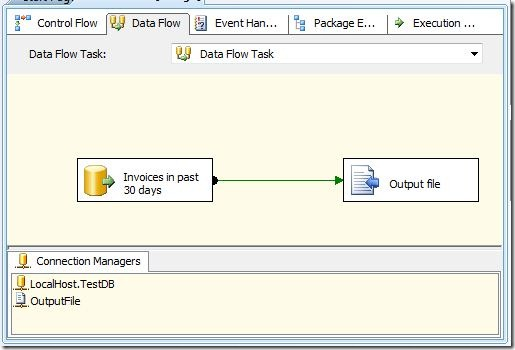 Eliminating Empty Output Files in SSIS