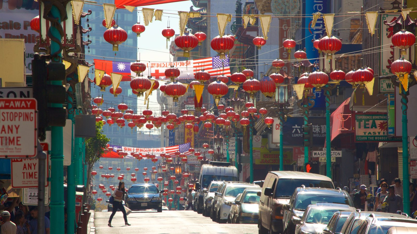 Image result for Chinatown San francisco
