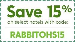 rabbitohs15 coupon code wotif