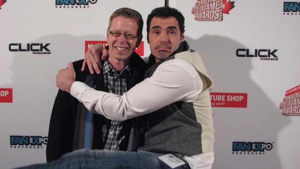 Dan Payne and Jason Fischer