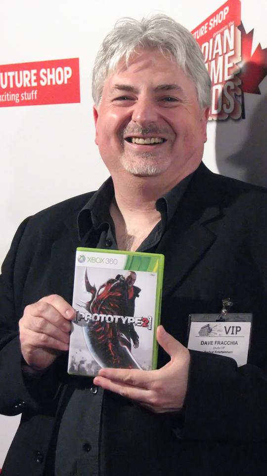 Dave Fracchia, VP of Technology, Radical Entertainment