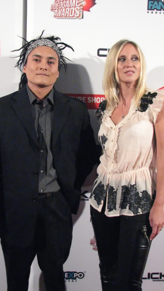 Scott Catolico and Angelique Jensen