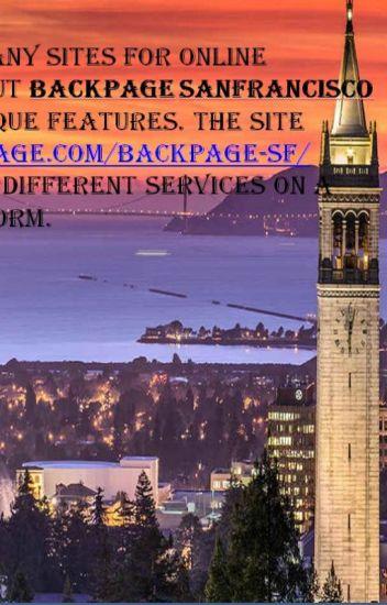 Backpage San Francisco Back Page San Francisco Best Site For Ads Posting