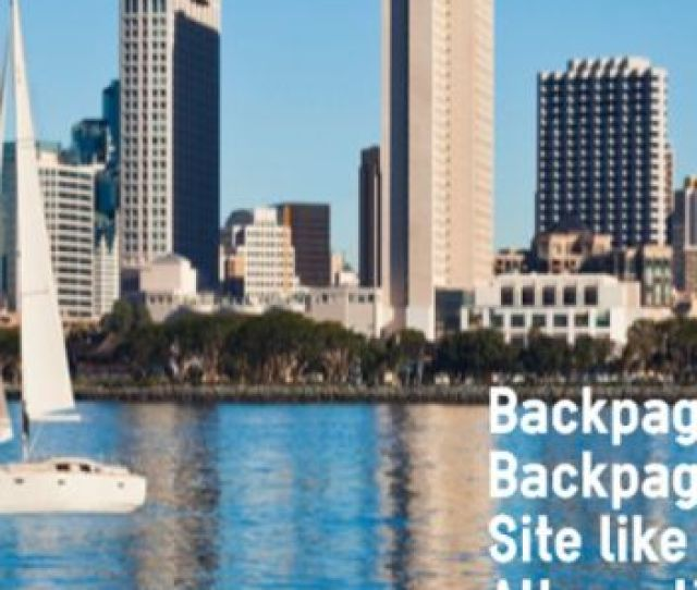 Backpage Sandiego Alternative To Backpage