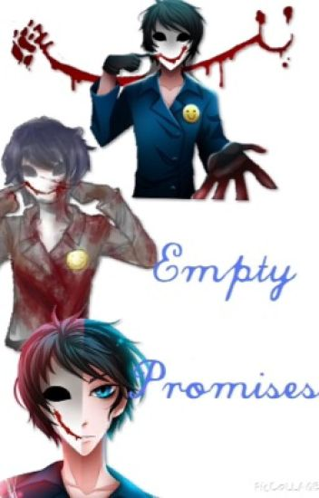 Empty Promises Bloody Painter X Reader ORIGINAL Alex