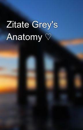 Zitate Greys Anatomy  E  A