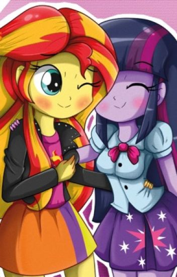 SunLight A Sunset Shimmer And Twilight Sparkle Fanfic