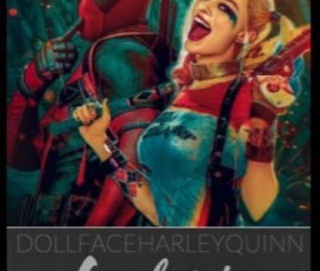Harleys Poolboy Deadpool And Harley Quinn