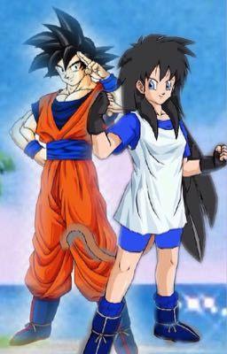 Goku Little Sister Dragonballstorys Wattpad