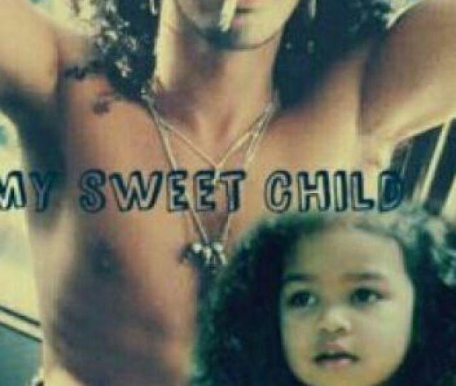 My Sweet Child Guns N Roses Slash