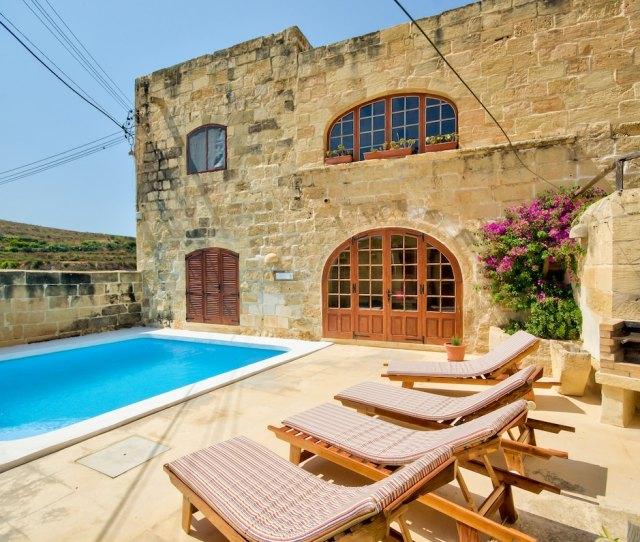 Gozo Farmhouses Farmhouse Palma Houses For Rent In Ghasri Gozo Malta