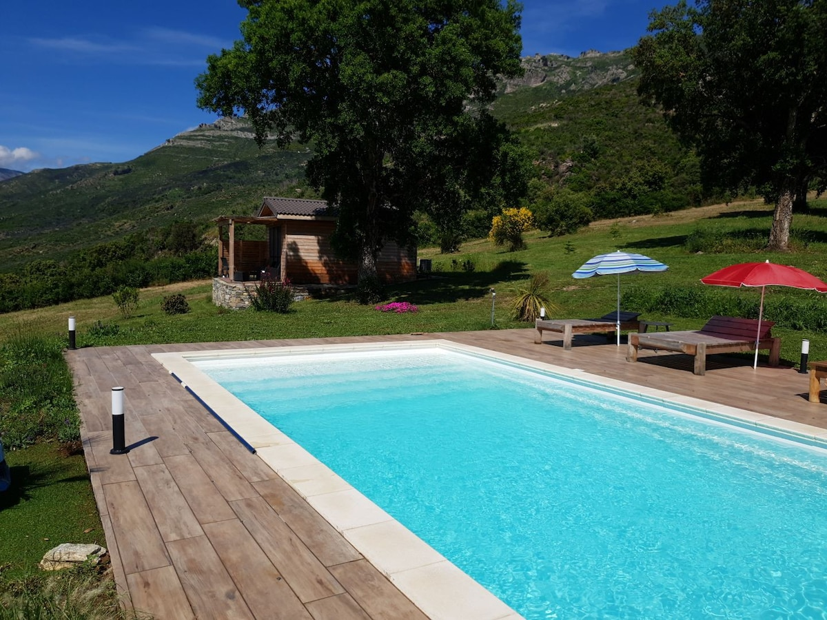 CHAMBRE DHOTE CHALET MONTE A TORRA Chambres Dhtes