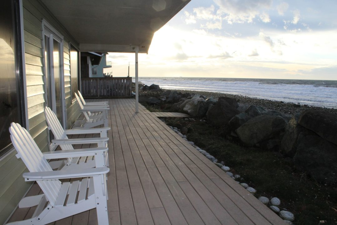 Beautiful home on West Beach Whidbey Island! Olympics to your left, San Juan's to your right and gorgeous sunsets in the middle!  The ultimate island getaway!