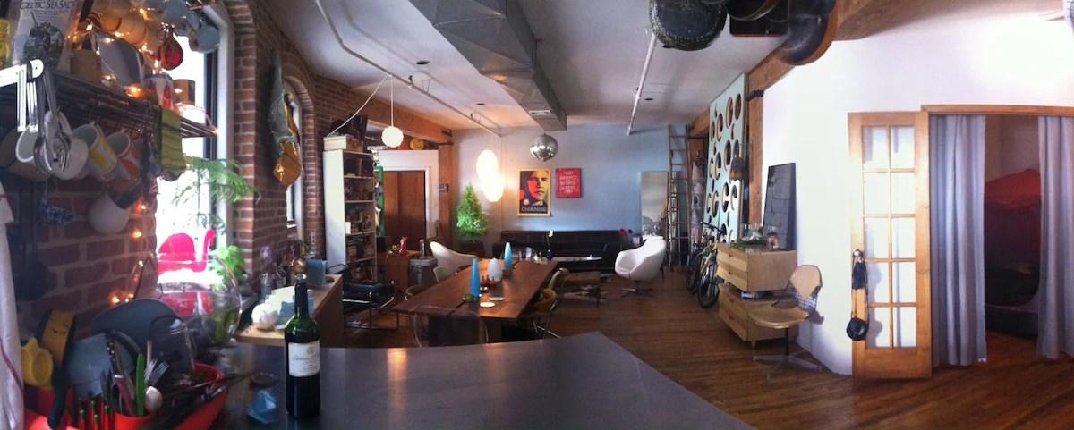 Fabulous Industrial Dumbo Loft Lofts For Rent In