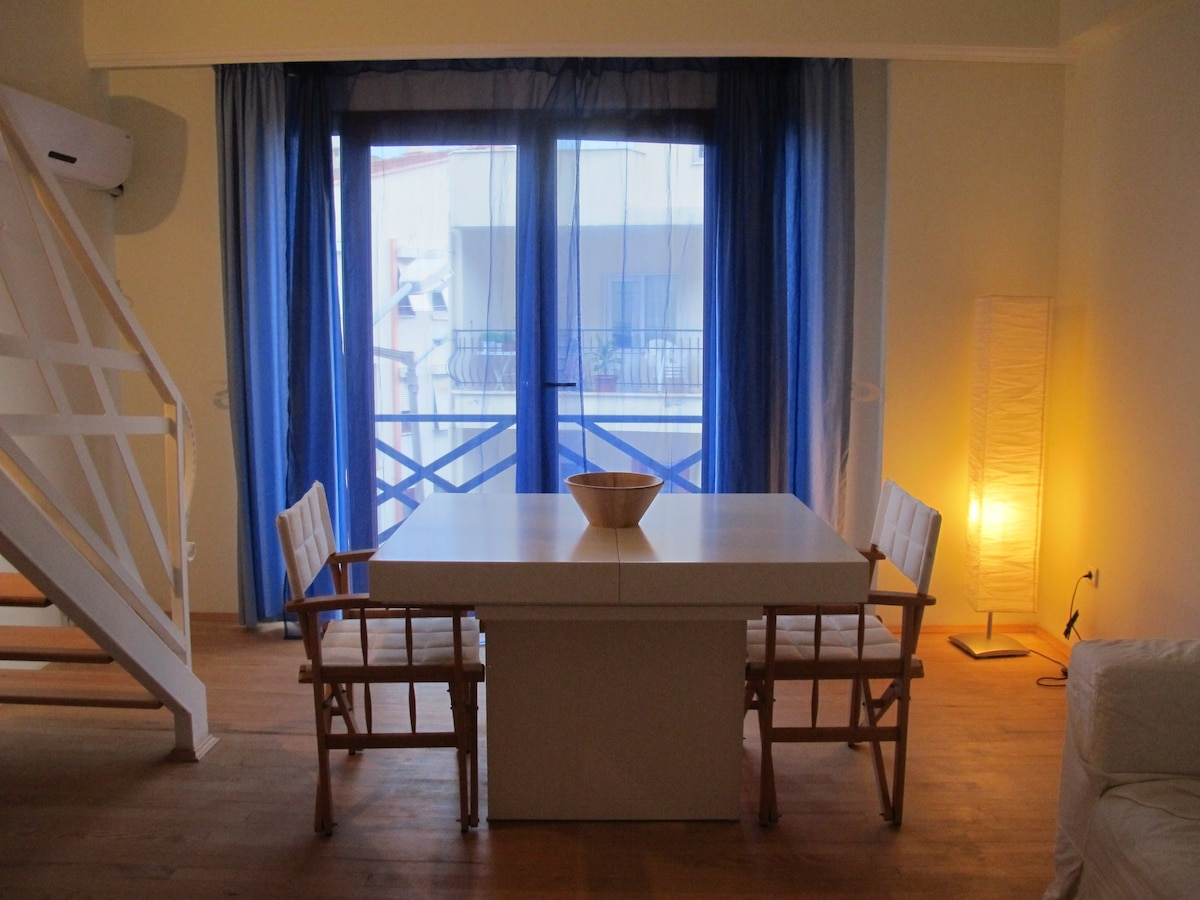 Lovely Blue Apart in Central Kas - Apartments for Rent in ...