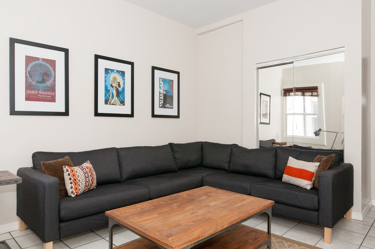 Cute Private Apt In The Hip Mission Apartments For Rent