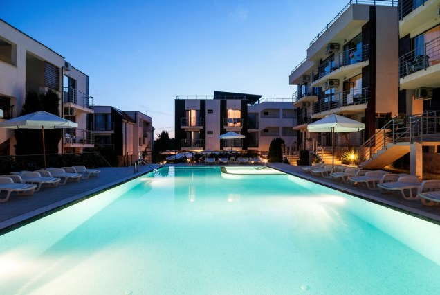 Airbnb Sunny Beach Holiday Als