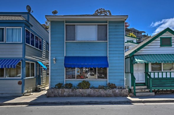 Stay in the heart of the action at this Catalina Island vacation rental duplex!