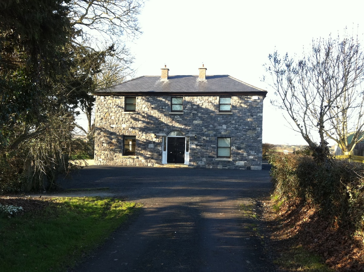 Large Luxury Farmhouse In Ireland Farm Stays For Rent In