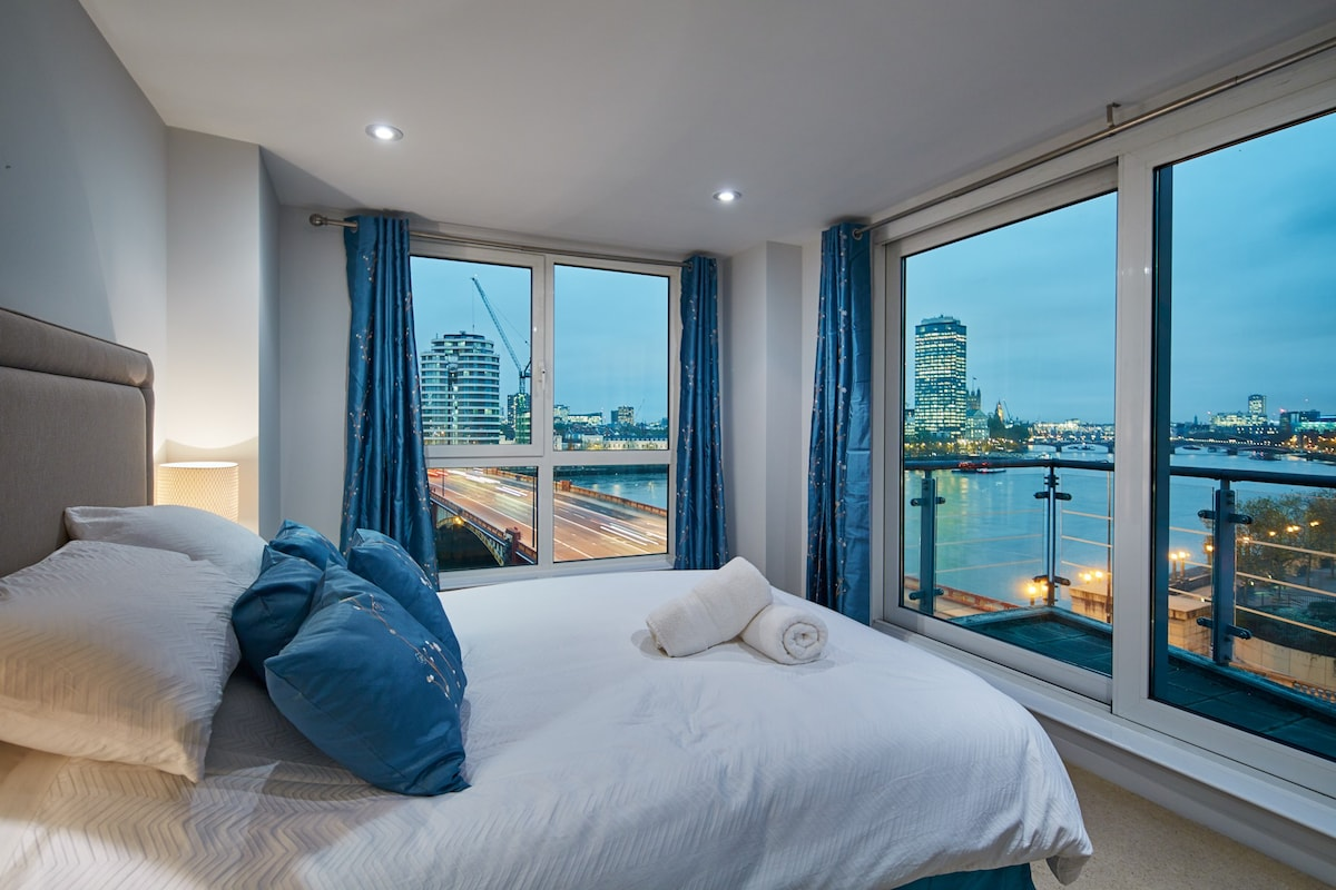 Thames View 3 Bed 2 Bath Zone 1 Apartments For Rent In