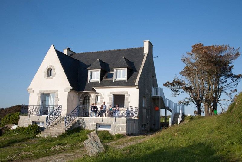 Face To Molne And Ouessant Islands Maisons Louer