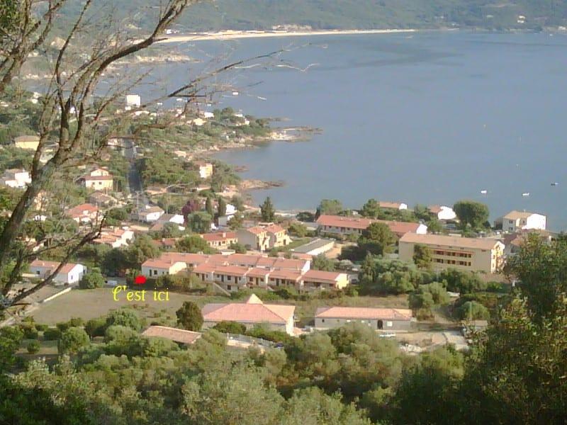 Location Corse Du Sud TIUCCIA Appartements Louer