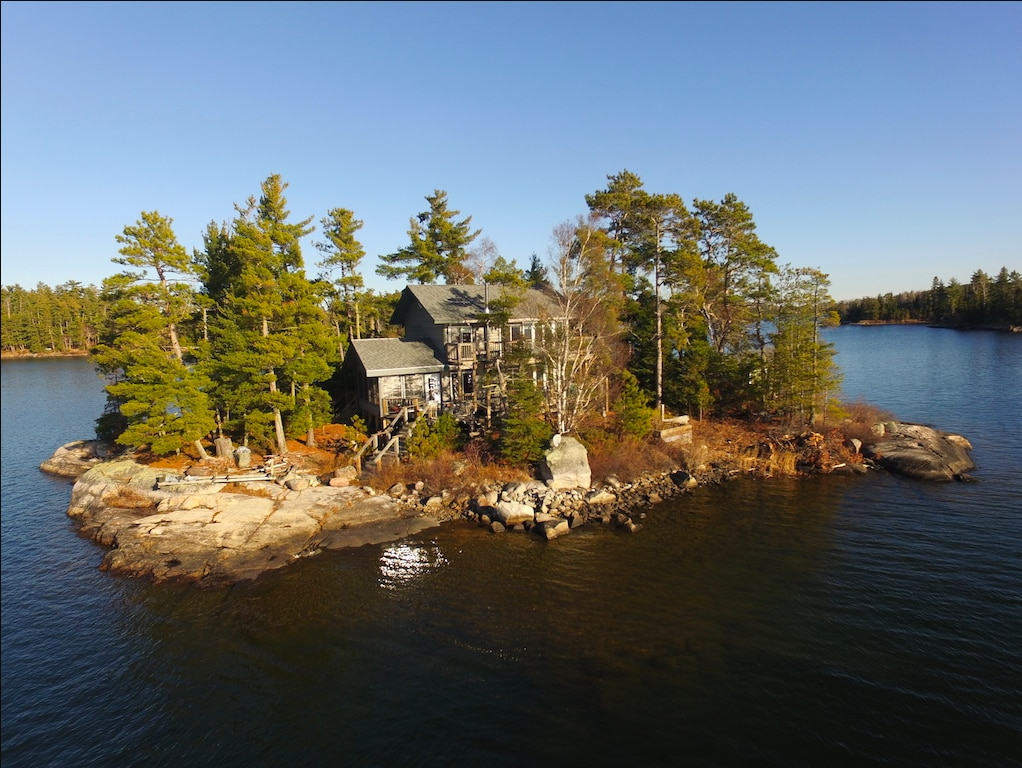 Red Pine Island Private Island Islands For Rent In