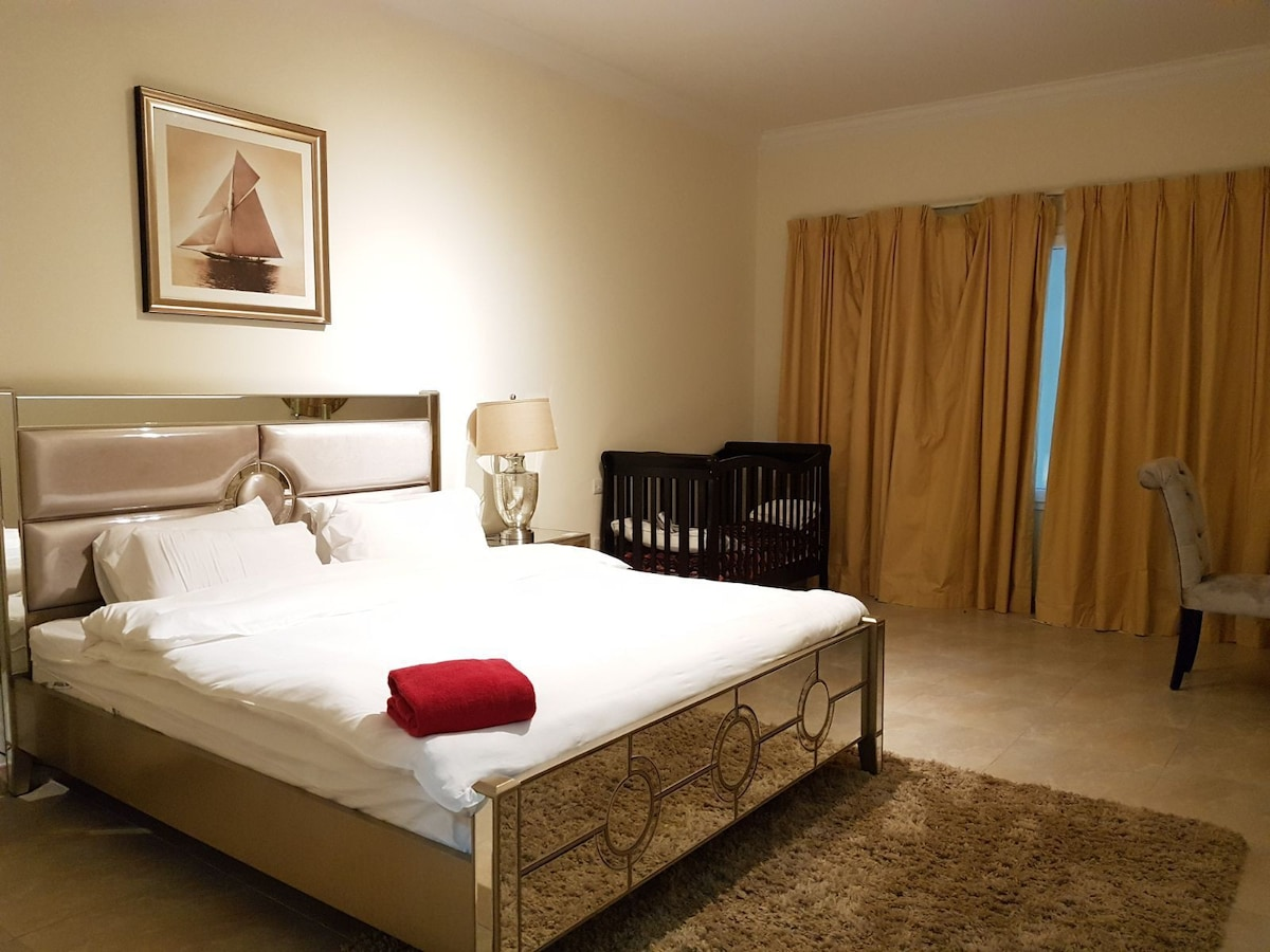 Super Deluxe One Bedroom Appt In Pearl Qatar Apartments