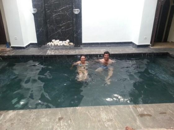 riad avec une vraie piscine
