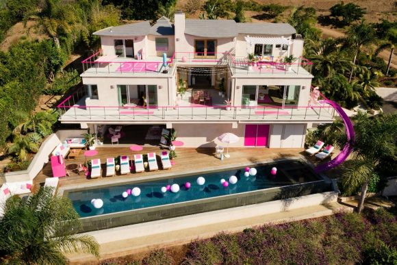 The Barbie™ Malibu Dreamhouse. When you belong anywhere, you can be anything.