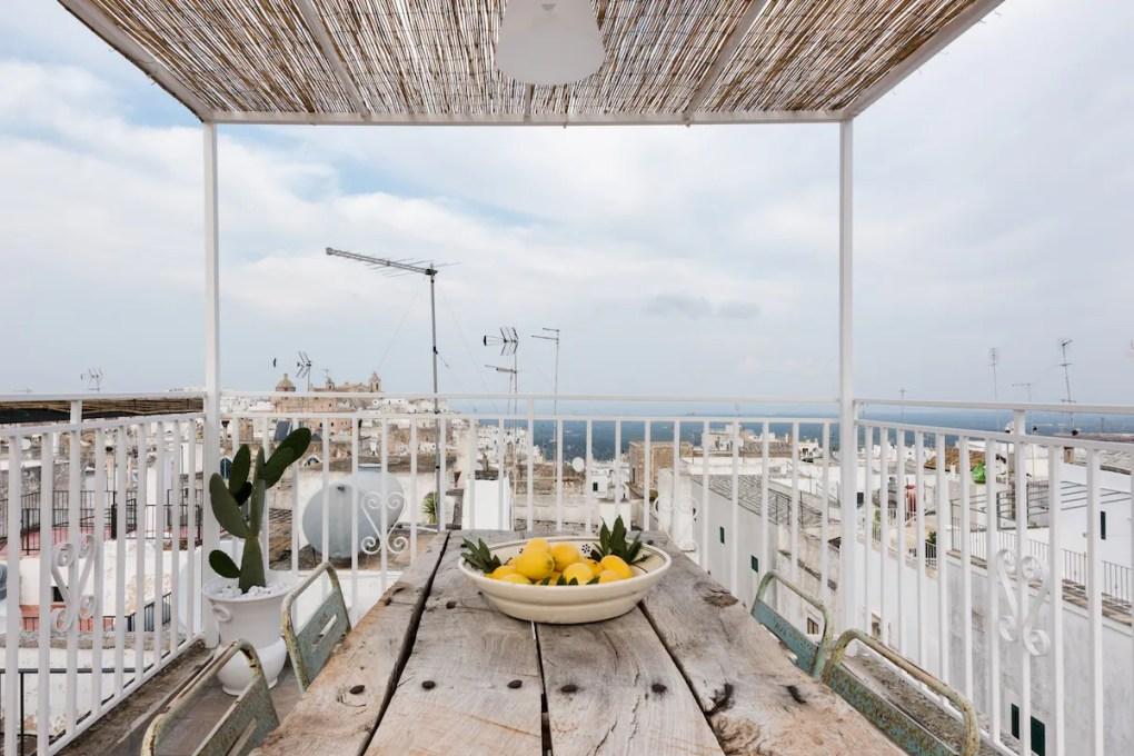 Airbnb in Ostuni - Where to stay in Puglia