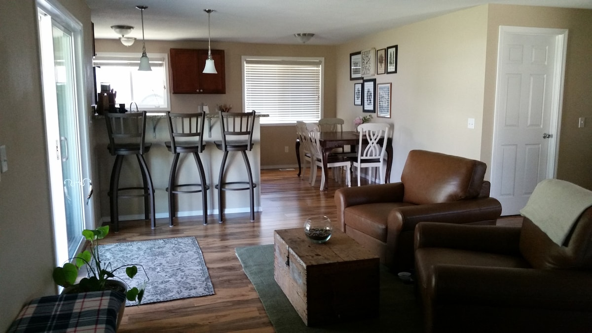Cozy And Quiet 4BR In Lacey Houses Louer Olympia