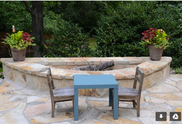 Sets On Outdoor Patio Feel Free To Use The Outdoor Fire Pit And Dininge