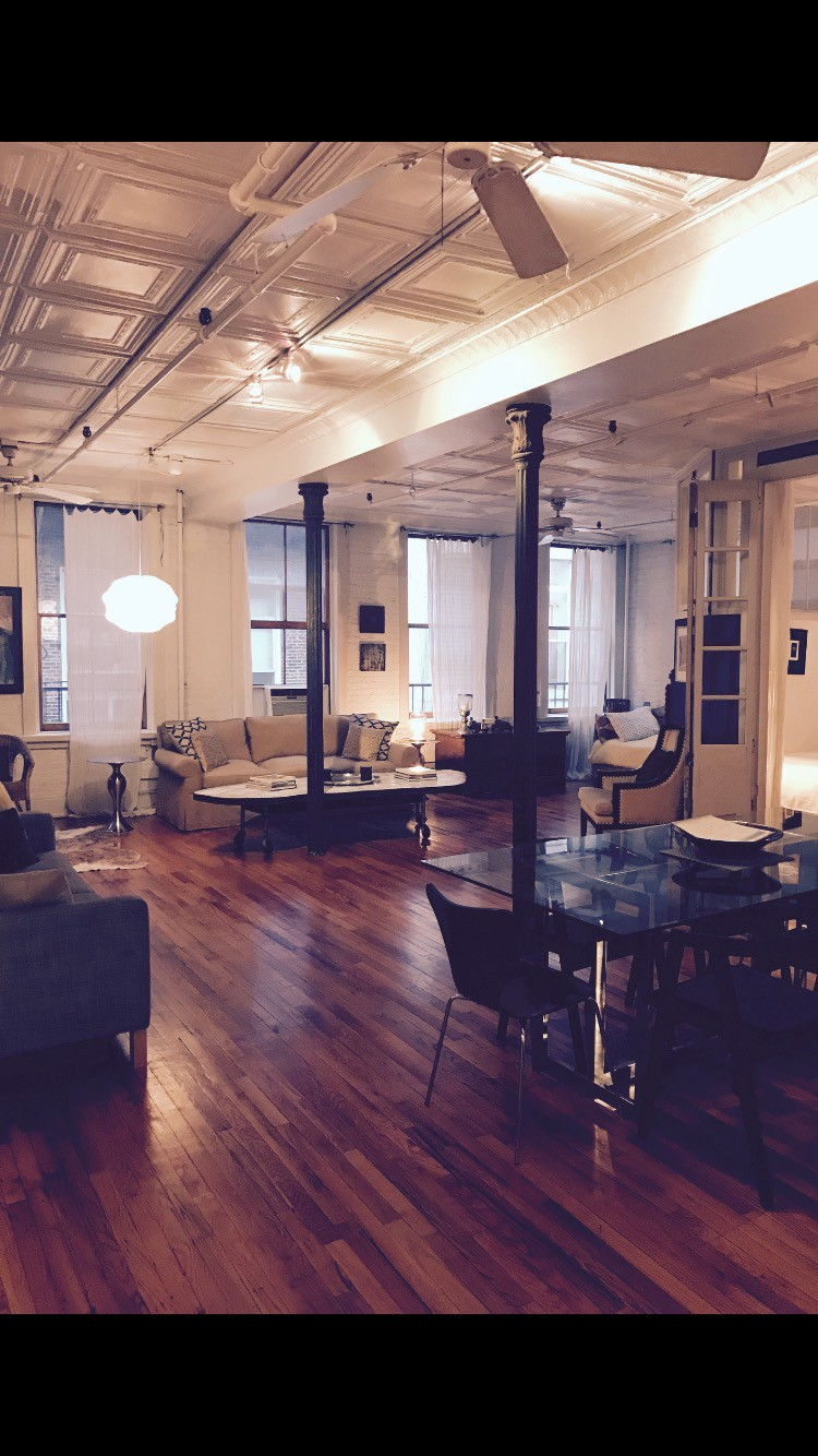 Soho Loft Lofts For Rent In New York New York United