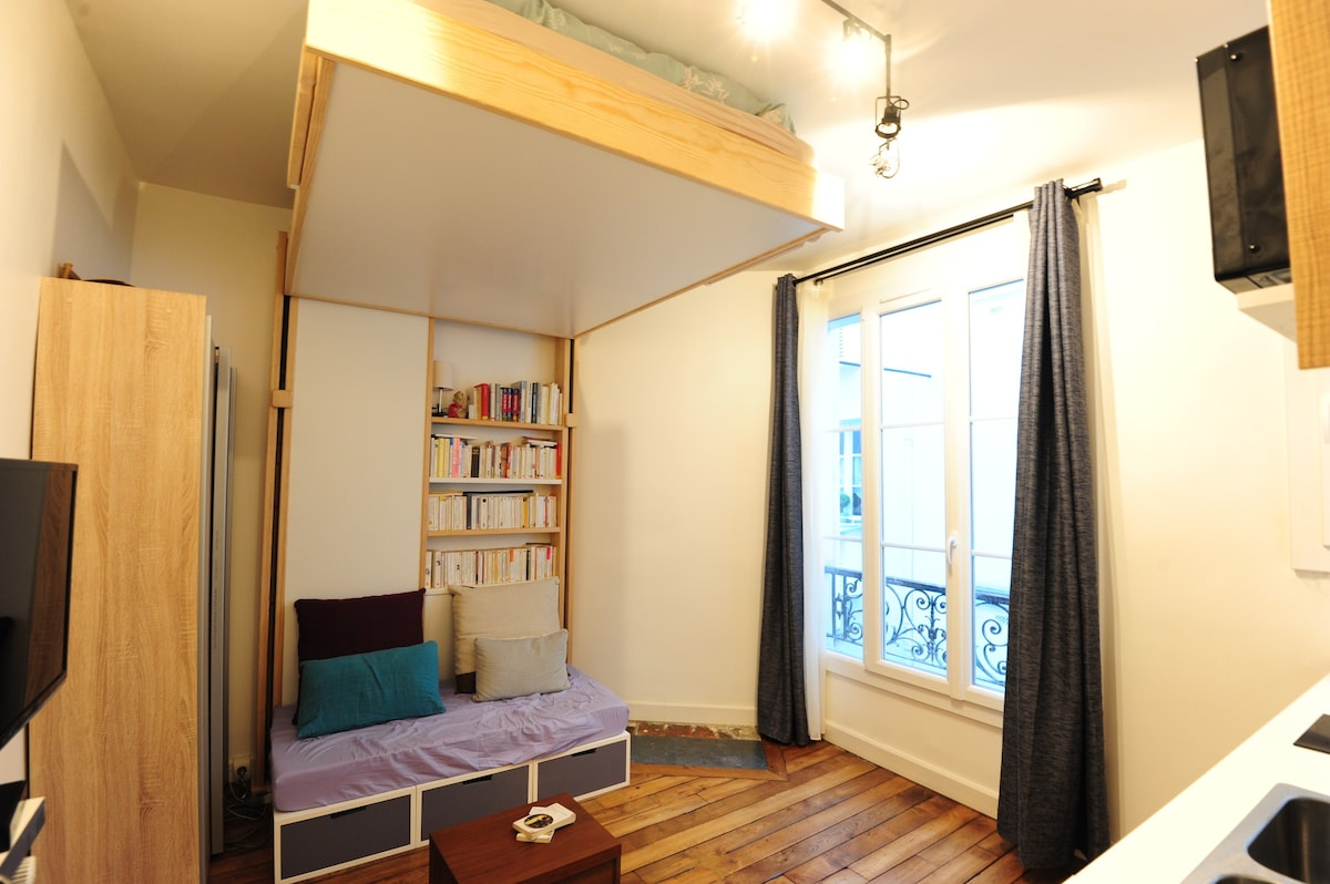 Renovate Flat With Lift Heart Of Historical Paris Apartments For Rent In Paris