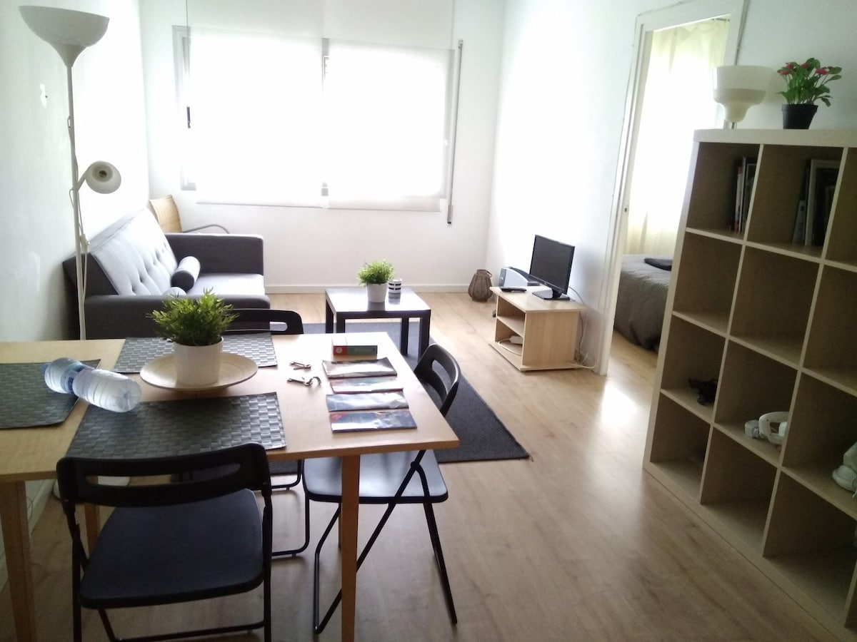 STUDIO BEST AREA BCN WELL CONECTED2 Apartments For Rent
