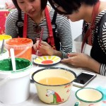 Art Workshop Paint An Enamel Mug Airbnb