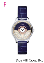 Dior-Grand-Bal Plume Watch