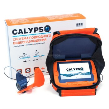 Подводная камера Calypso UVS-03