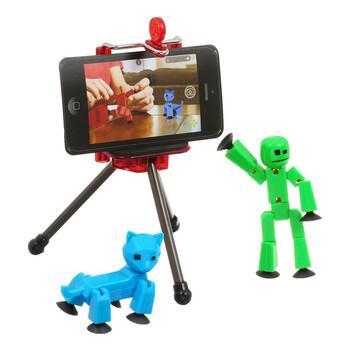 StikBot - Детский набор для съемок мультфильмов