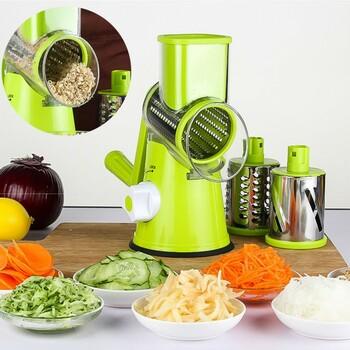 Kitchen Master - новый мультислайсер для овощей