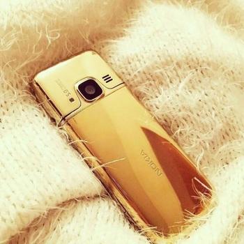 Легендарная стильная NOKIA 6700 Gold (Копия)