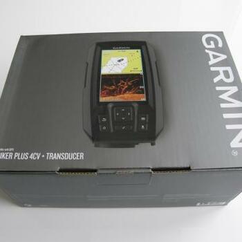 Рыбопоисковый эхолот Garmin Striker Plus 4CV