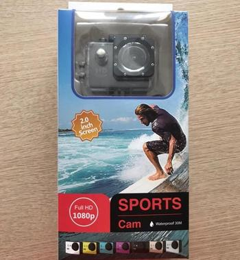 Экшн камера SportCam fullHD + Power Bank